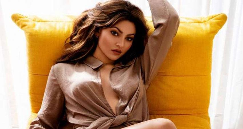 urvashi rautela wore 10 lakhs of gorgeous dress at a press conference jsrwnt