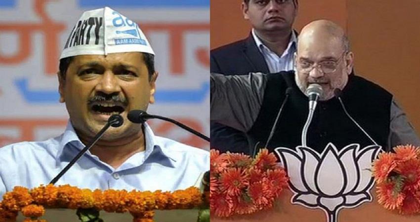 safarnama 2020 bjp slams on kejriwal govt over 5 these issues kmbsnt
