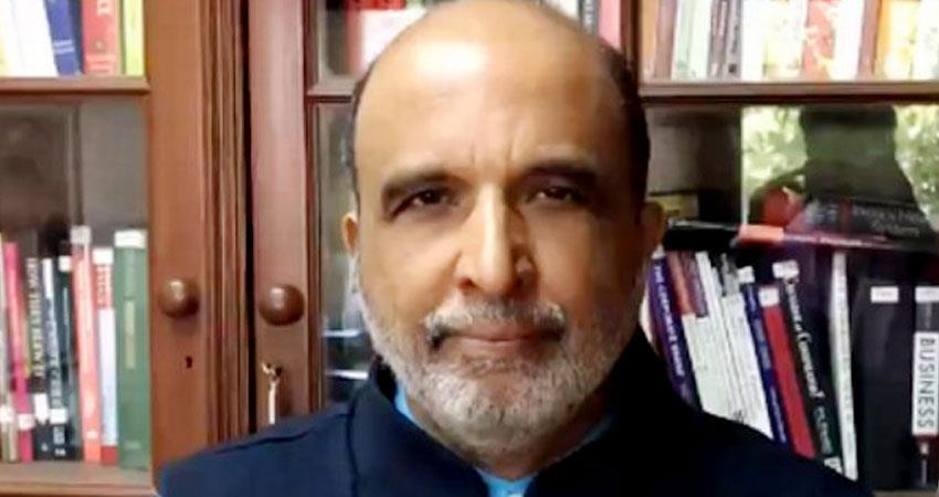 former congress spokesperson sanjay jha exclusive interview aljwnt