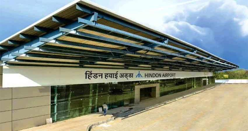 ghaziabad flights of hindon airport will start from today