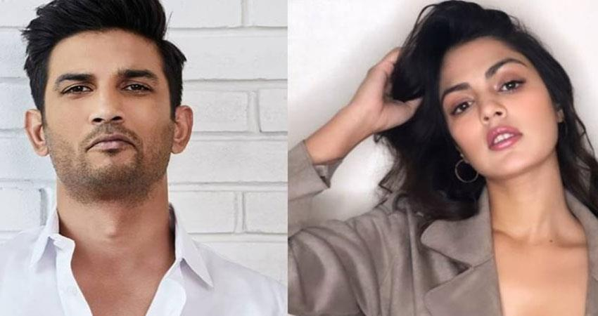 ncb gets big proof in sushant case! rhea chakraborty may be jailed again anjsnt