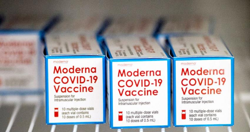 britain approves moderna vaccine amid corona new strain pragnt