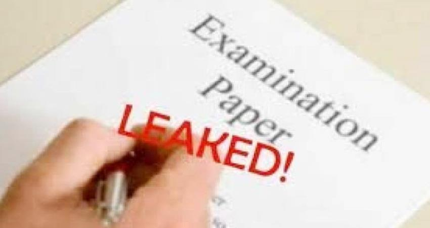 Uttar Pradesh STF exposes gang involved in leaking CTET question paper