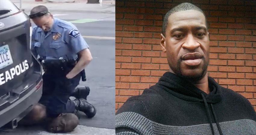 violence intensifies over death of black man floyd in us complaint filed prshnt