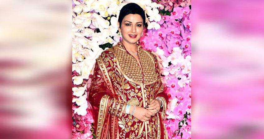 sonali-bendre-attends-akash-ambani-and-shloka-mehta-wedding-reception