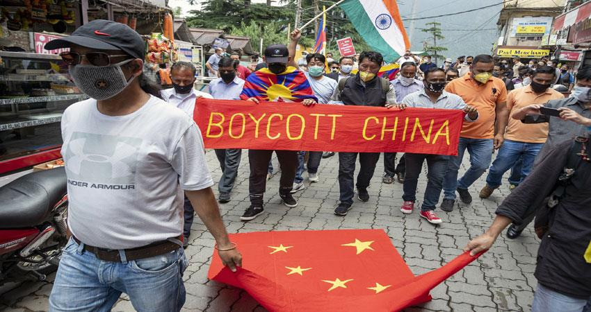 china is challenging the whole of asia and america by provoking neighbors musrnt