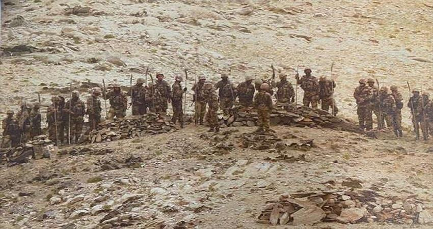 india china clash pla indian army rejang la chinses army sobhnt