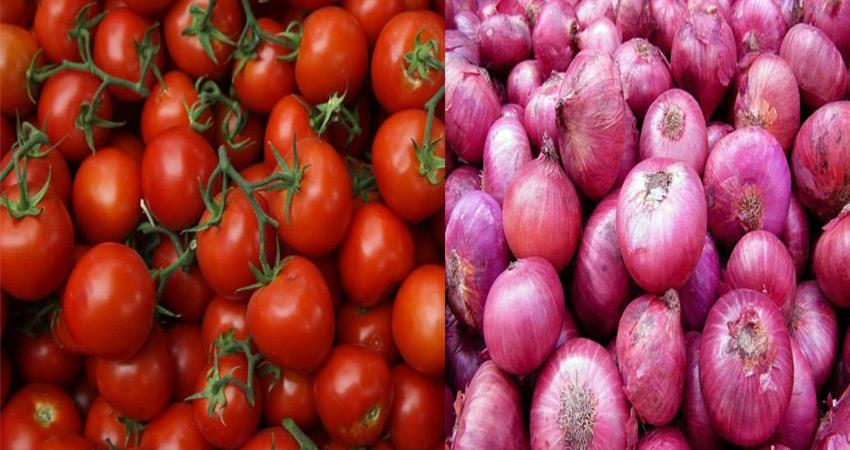 instructions for take action to control hike of prices in tomato-onion