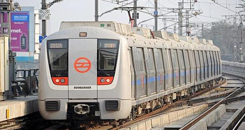 delhi five metro stations including closed decision taken due to farmers protest prshnt