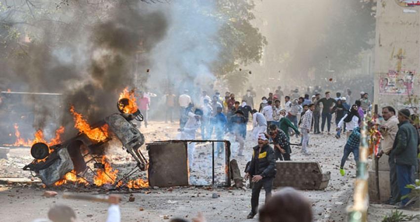 delhi riot accused helped gunshot victim court granted bail kmbsnt