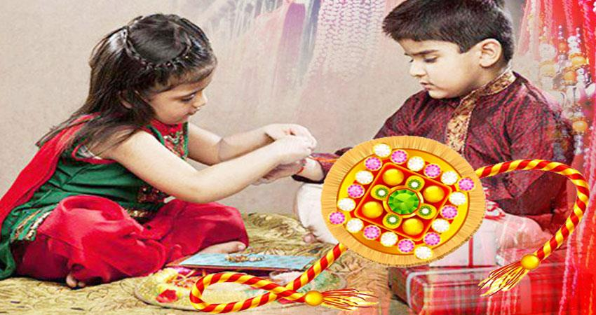 rakshabandhan mythological reason and shubh muhurat