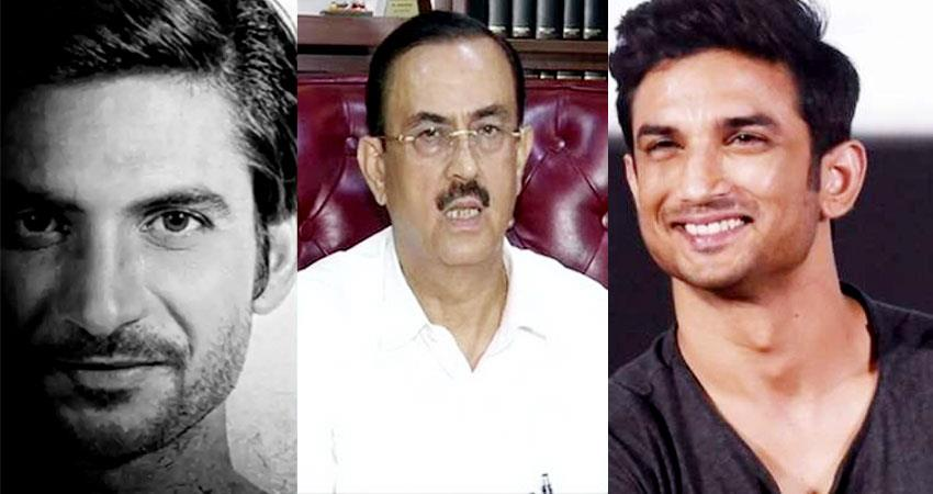 KK Singh Lawyer Said Film On Sushant life Without Family Consent Will Faced Legal Action aljwnt