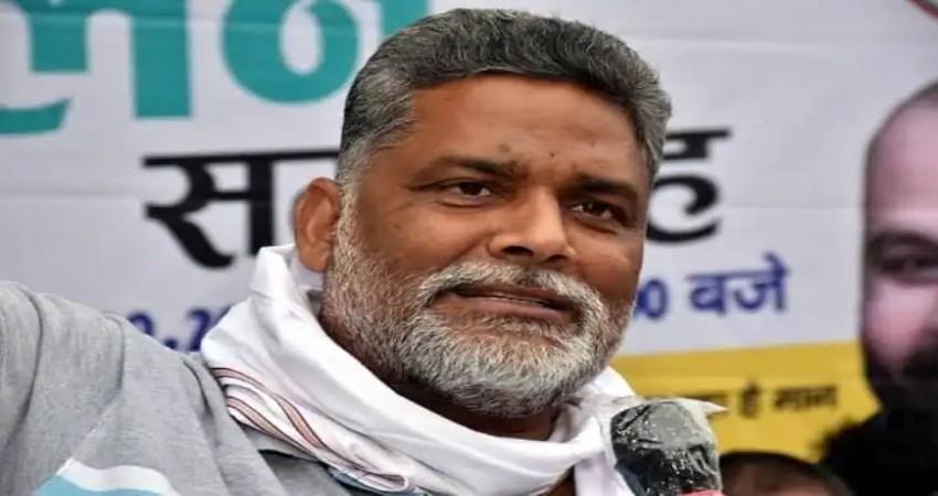 pappu yadav  health deteriorates doctors refer patna