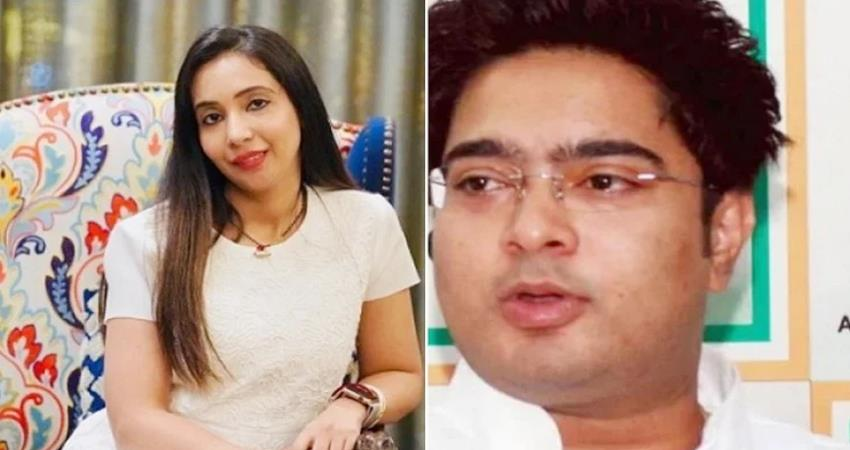 west bengal cbi interrogation of abhishek banerjee''''''''s wife rujira started in coal smuggling prshnt