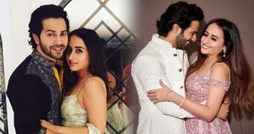 natasha dalal and varun dhawan wedding news date