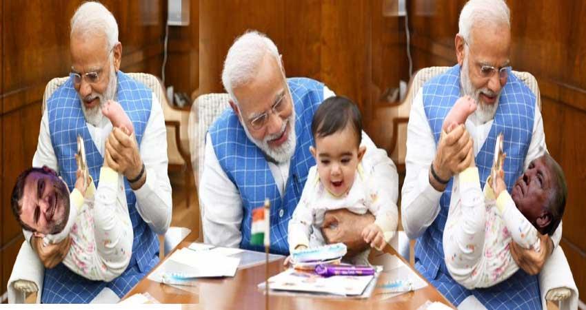 trump-and-rahul-gandhi-troll-on-social-media
