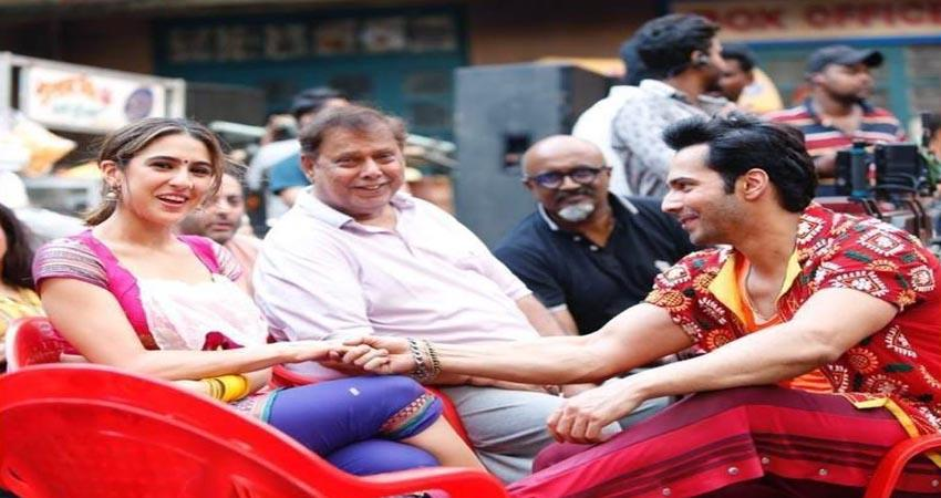 david dhawan is all set for coolie no 1 release sosnnt