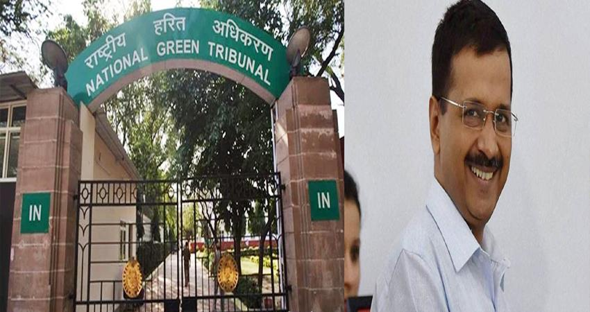 the petition filed against the odd-even in the ngt