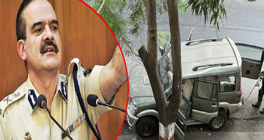 parambir singh appeared before nia interrogation in antilia case anjsnt