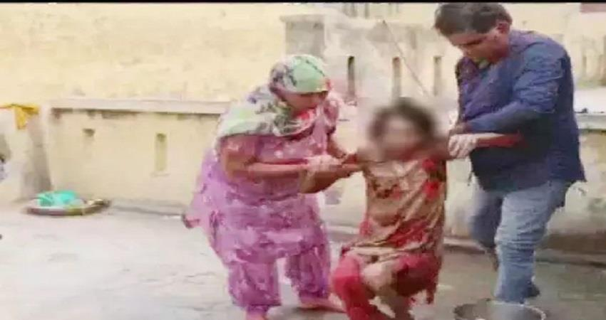 haryana panipat toilet woman rescue sobhnt