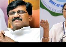 ममता को प्रचार से रोकने पर भड़के राउत, कहा - EC  ने  निर्णय BJP के कहने पर लिया