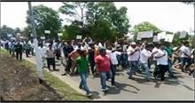 HP विधानसभा के बाहरपुलिस और युवा कांग्रेस कार्यकर्ताओं में झड़प, कई घायल