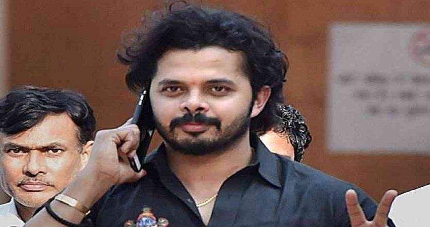 Sreesanth Sreesanth ban  bcci  cricket ban spot fixing indian cricket team Sohsnt
