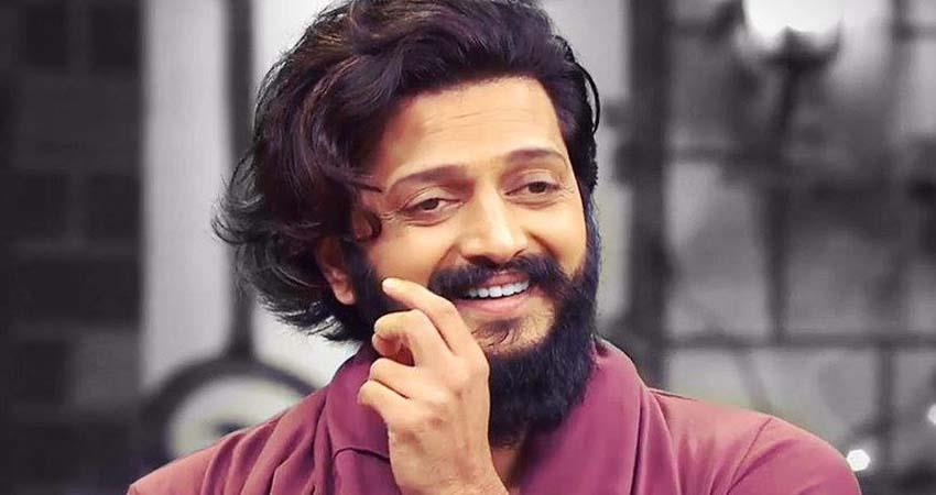 riteish deshmukh gives up non veg food and black coffee, aerated drinks sosnnt