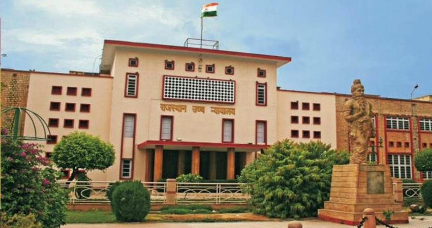 Pilots aide arrives in Rajasthan HC seeking cancellation of FIR phone tapping case prshnt