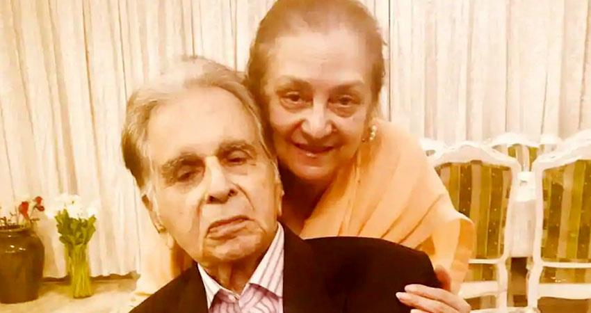 dilip kumar health actor will be discharge today aljwnt