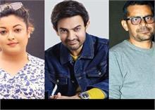 सुभाष कपूर की फिल्म करने पर तनुश्री ने आमिर पर कसा तंज, कहा- मेरी मदद तो नहीं की..