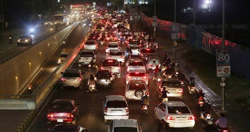 now traffic police will tackle the jam with the help of this application