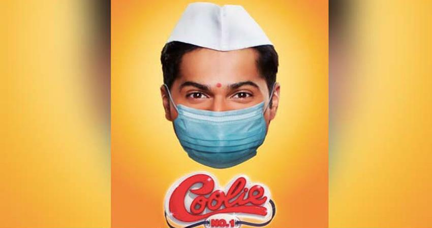 sara ali khan and varun dhawan film coolie no1 new poster is out sosnnt