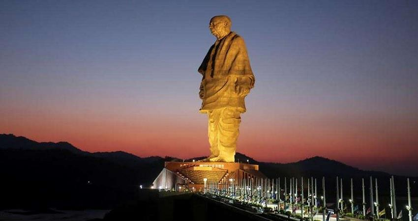 coronavirus covid 19 pm care fund statue of unity gujarat sobhnt