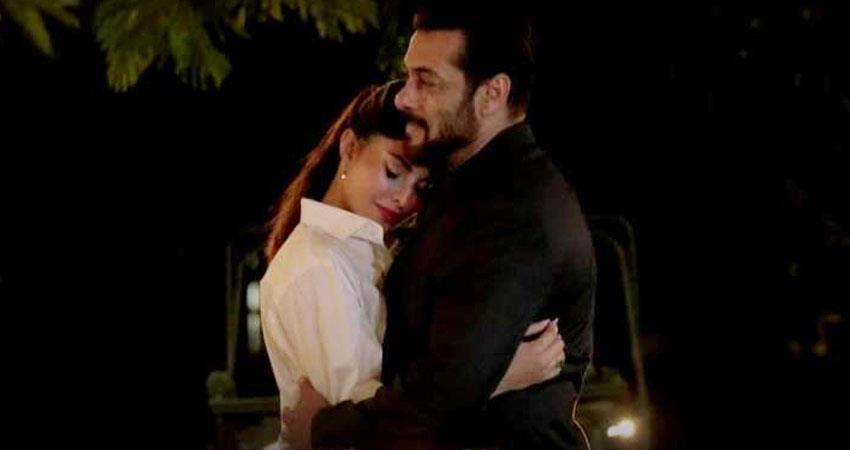 Salman Khan and Jacqueline new track Tere Bina is out now SOSNNT