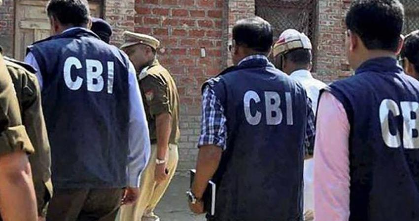 corona virus entered in cbi staff for the first time vbgunt
