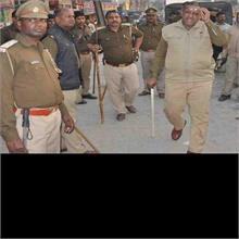 कासगंज के बाद अब यहां निकली तिरंगा यात्रा, पुलिस ने किया लाठीचार्ज
