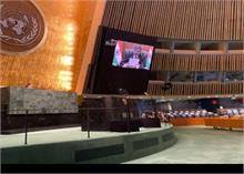 ड्रोन हमले पर भारत ने UN में जताई चिंता,झूठी खबरें फैलाने के लिए PAK को लताड़ा