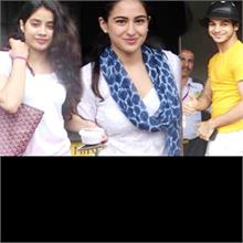 अनन्या पांडे, सारा अली खान और ईशान खट्टर अपनी डेब्यू रिलीज से पहले ही बटोर चुके थे दूसरी फिल्म