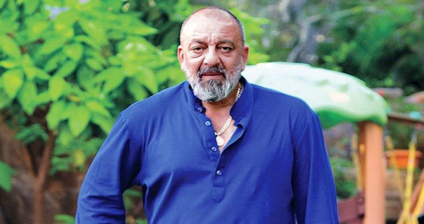 A New Look Of Sanjay Dutt from KGF 2 on his bdy sosnnt