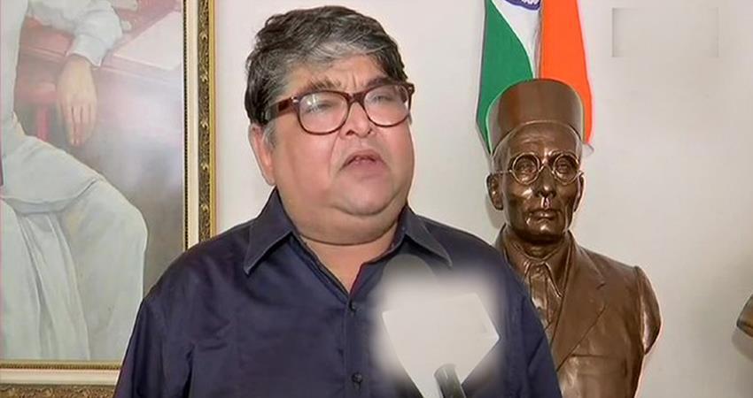 Ranjeet Savarkar government should take criminal action against Rahul Gandhi