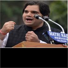 वरुण ने सपा-BSP पर साधा निशाना, कहा- कंडे उठाने वाले घूम रहे 5 करोड़ की गाड़ी में
