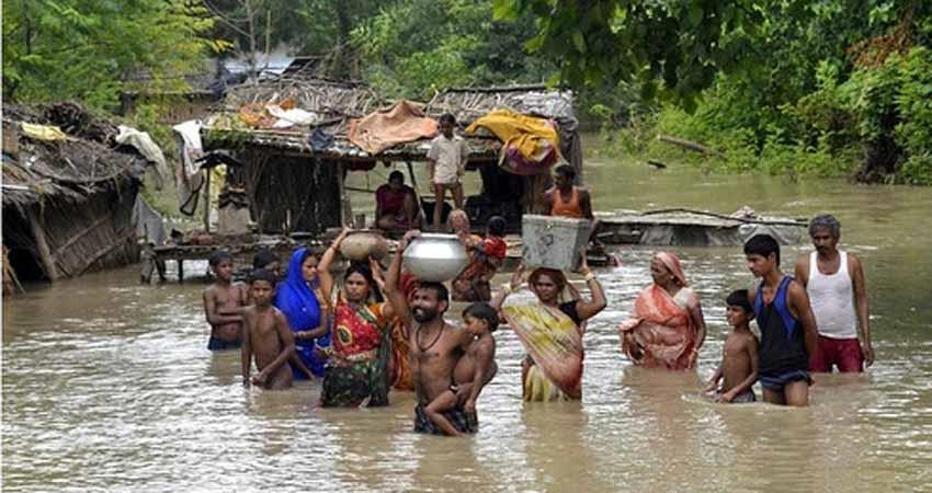 this disease comes after every year flood in bihar no  for treatment