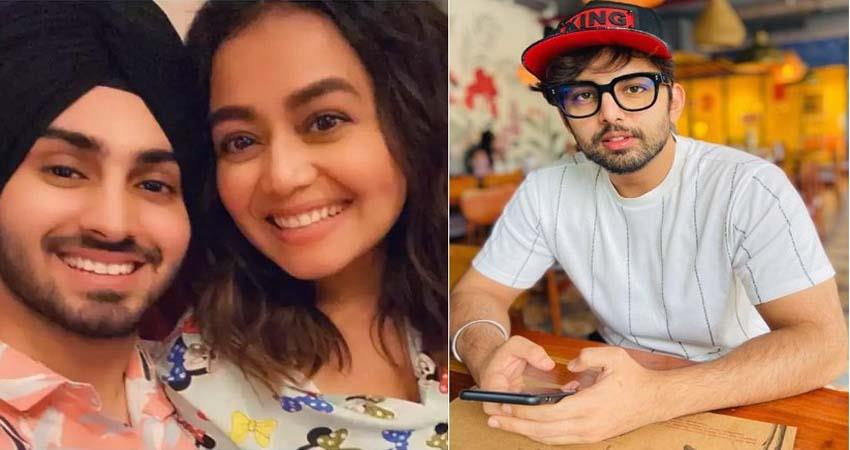 himansh kohli reacted on neha kakkar getting maaried sosnnt