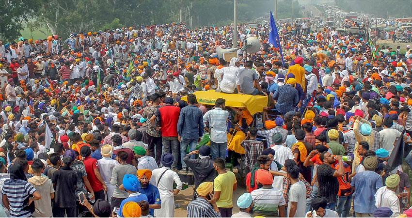 preparations to surround delhi from all sides djsgnt
