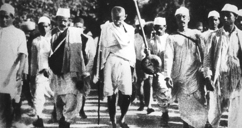 dandi march impact on india independence aljwnt