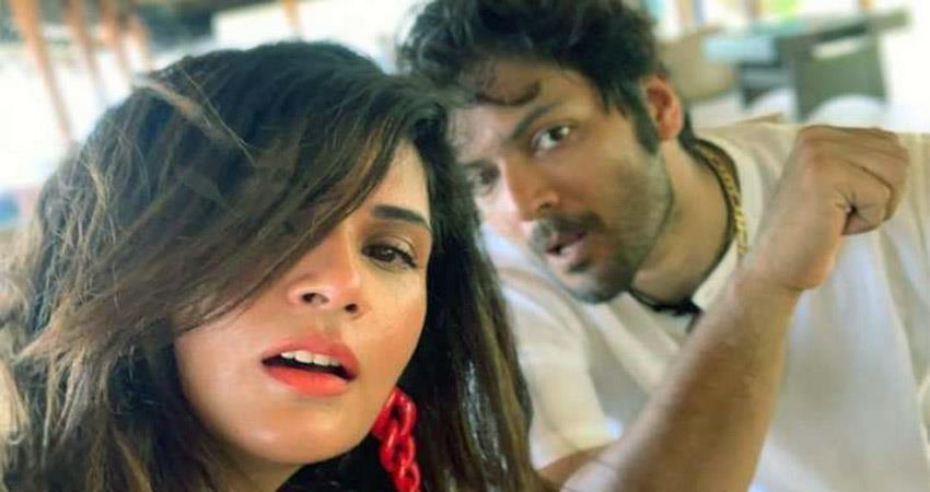 Richa Chadha Ali Fazal to tie knot this year end sosnnt