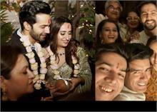 वरुण-नताशा की शादी का Unseen वीडियो वायरल, खूब मस्ती करते दिखे मनीष मल्होत्रा