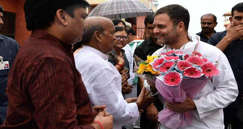 by resigning, rahul gandhi gave the ''''best gift'''' to the party