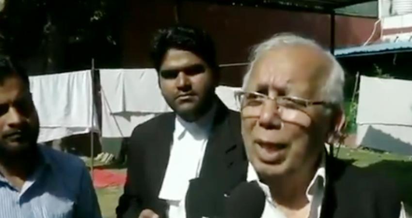 all india muslim personal law board kamaal faruqi reaction on ayodhya case verdict